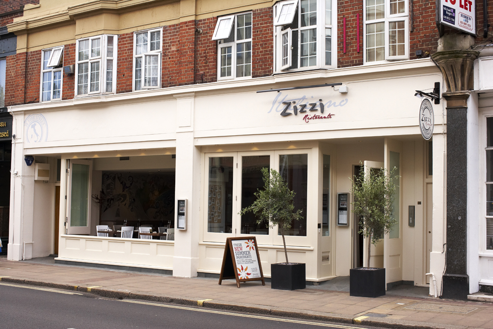 Zizzi - Twickenham - Yttre London