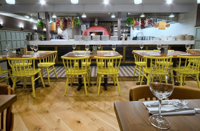 Reserve a table at Zizzi - Stratford upon Avon