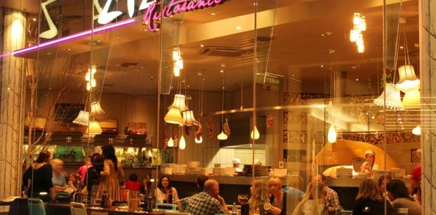Zizzi - Victoria - London