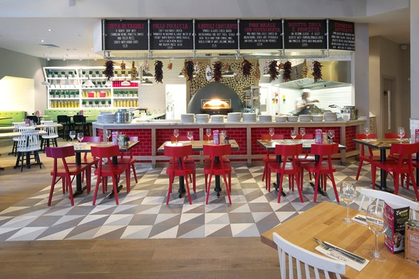 Zizzi - Wembley - Yttre London