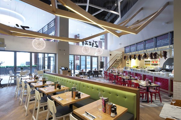 Zizzi - Wembley - Greater London