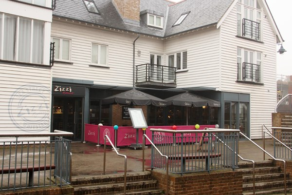 Zizzi - Whitstable - Kent