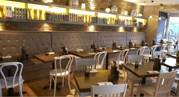 Zizzi - Wigmore Street - London