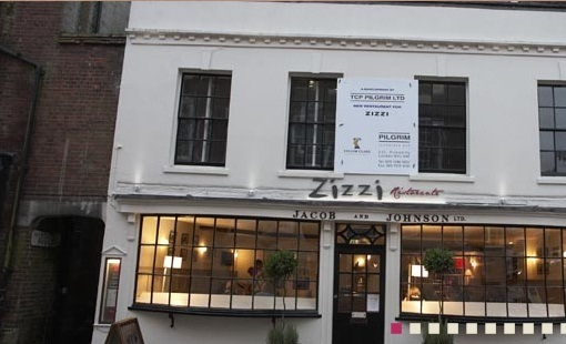 Reserve a table at Zizzi - Winchester