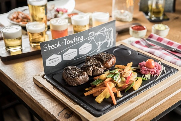 Zündwerk - Fine Steaks, Burger & Beer - Lower Austria